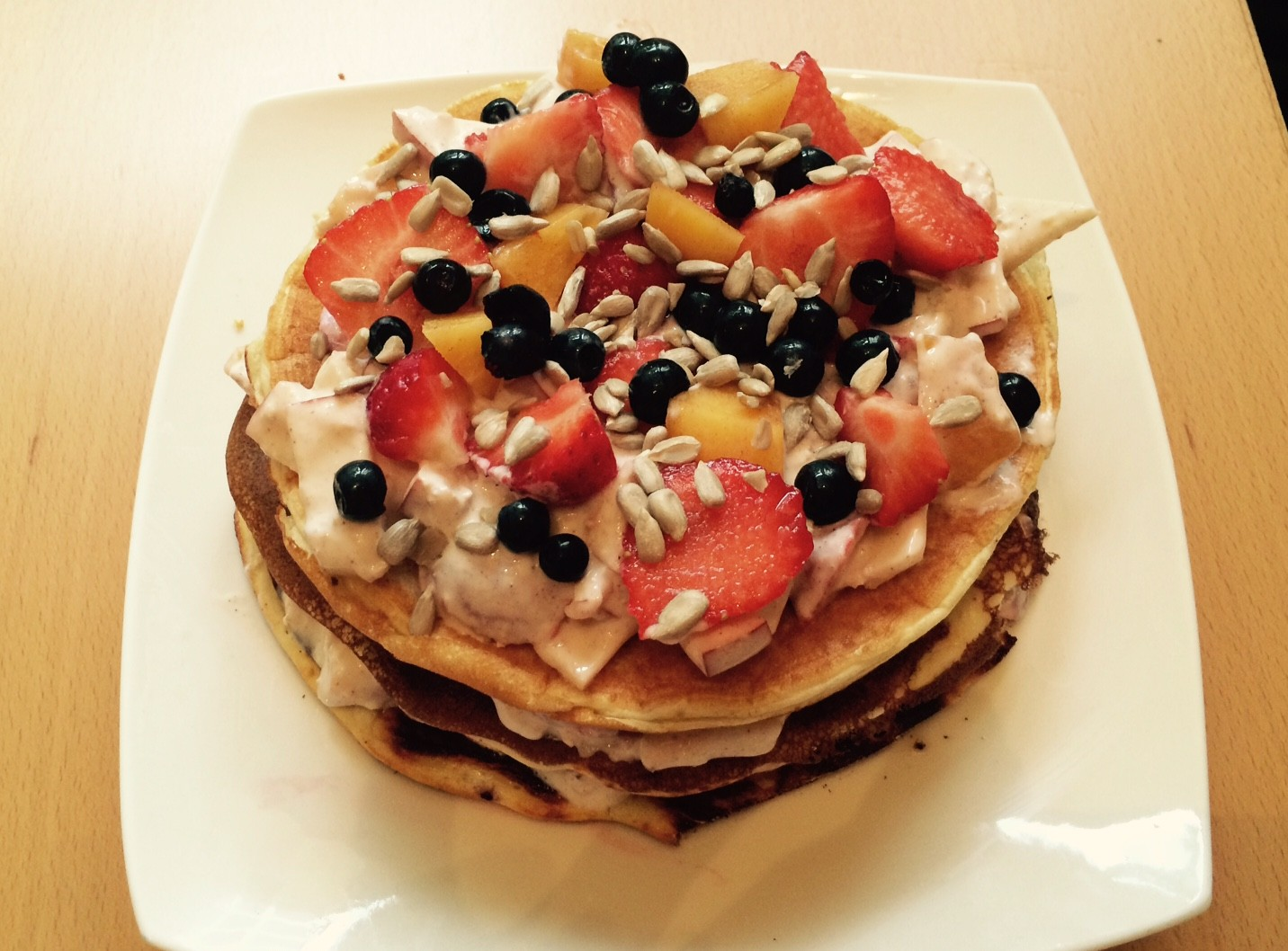 Pancakes Bild