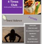 4 Times Club für Frauen