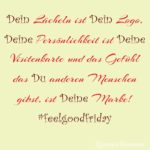 Feel-good-Friday
